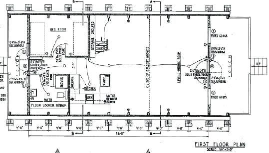 59 Ideas House Plans A Frame Layout A Frame House Plans A Frame Cabin Plans A Frame House