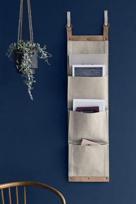 Enter / Zeitschriftenhalter - H 100 cm   Ferm Living   Wandablage Könnte ich mir auch selbst nähen...