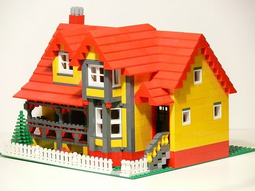 House design, Home and Lego on Pinterest