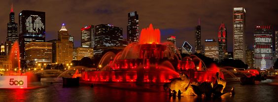 Chicago Blackhawks Skyline by Jeff Lewis on 500px