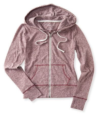 Lightweight Core Full-Zip Hoodie | New Arrivals | Pinterest | Grey ...