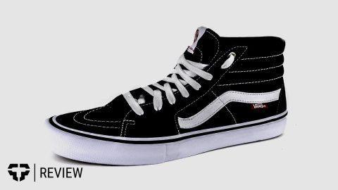 Vans Sk8 Hi Pro Shoe Review Tactics