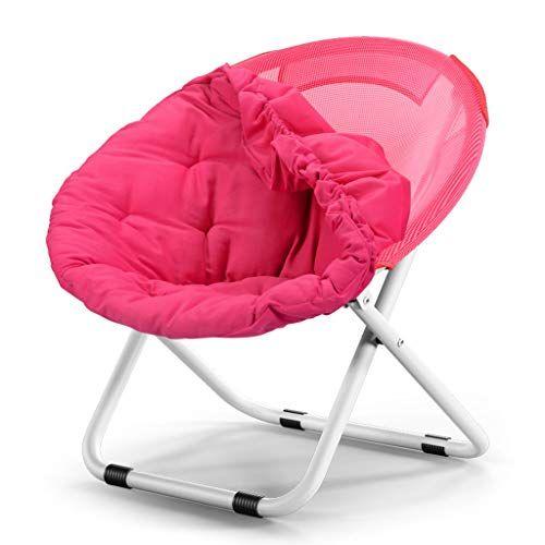 Gx Adult Back Folding Lazy Moon Chair Sun Radar Chair Recliner