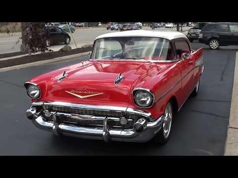 1957 Chevrolet Bel Air 58 900 00 Youtube Chevrolet Bel Air 1957 Chevrolet Bel Air