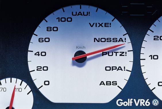 Golf VR6 | AlmapBBDO | Chester e Andery
