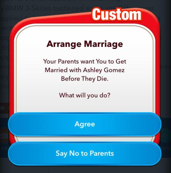 Bitlife Arrange Marriage Update Arranged Marriage Marriage Step Parenting