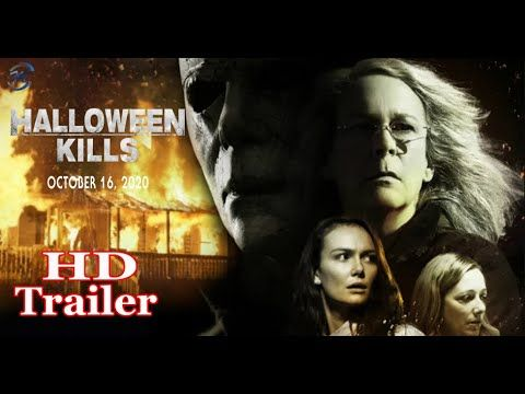 Halloween 2020 Judy Greer Halloween Kills Teaser Trailer 2020 HD | Jamie Lee Curtis, Judy