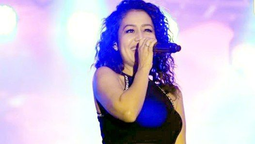 Neha Kakkar Live Concert At Mysore City Neha Kakkar Live Concert Beautiful Person