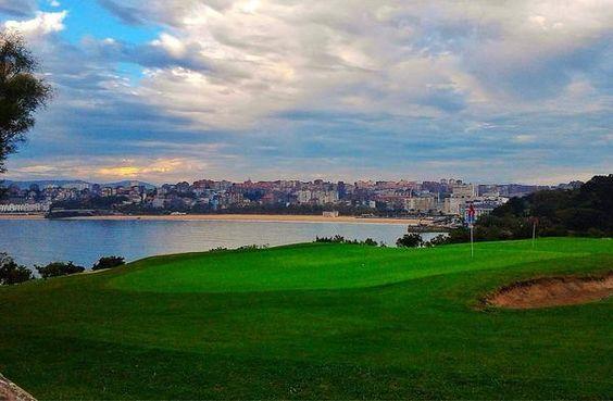 Golf..playa...montaña