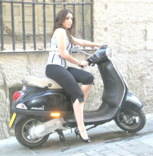 Find Out How To Mix Our Gown Corsets Scooter Girl Vespa