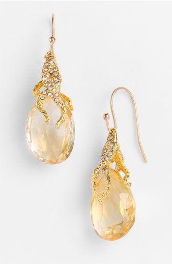 Alexis Bittar 'Elements' Vine Capped Earrings