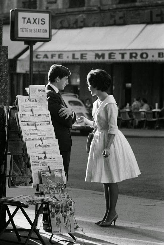 Paris, 1959: Pierre Boulat