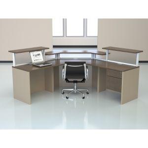 Links Contract Furniture Reception Desk