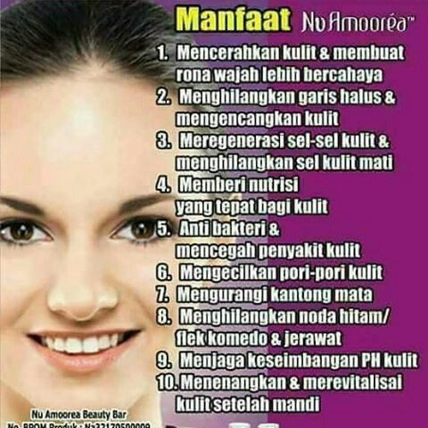 Manpaat Nu Amorea Beuty Bar Untuk Jerawat
