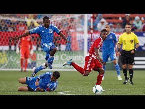 FOOTBALL -  HIGHLIGHTS: FC Dallas vs. San Jose   May 25, 2013 - http://lefootball.fr/highlights-fc-dallas-vs-san-jose-may-25-2013/