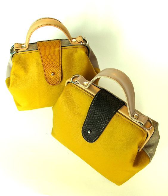 leather bags by birgitte aalten
