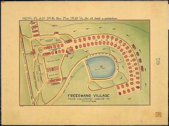freedman's village - Google Search