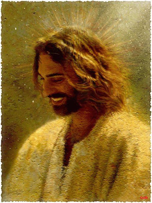 Jesus é alegria, amor e amizade. Agradeçamos a felicidade de ter um amigo assim. Amém.