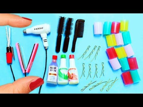 Research hair salon products