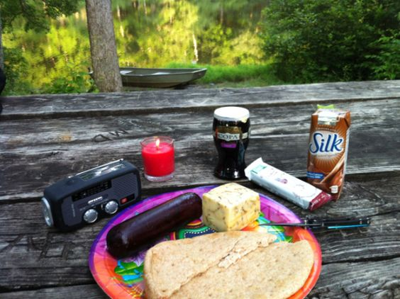 Motorcycle Camping: Tips for Traveling by Bike and Camping