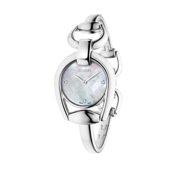 Reloj gucci horsebit pequeño ya139506