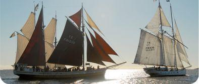 Valborgilla purjehduskausi jatkuu ympäri vuoden...