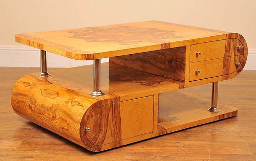 Tables Art Deco And Furniture On Pinterest