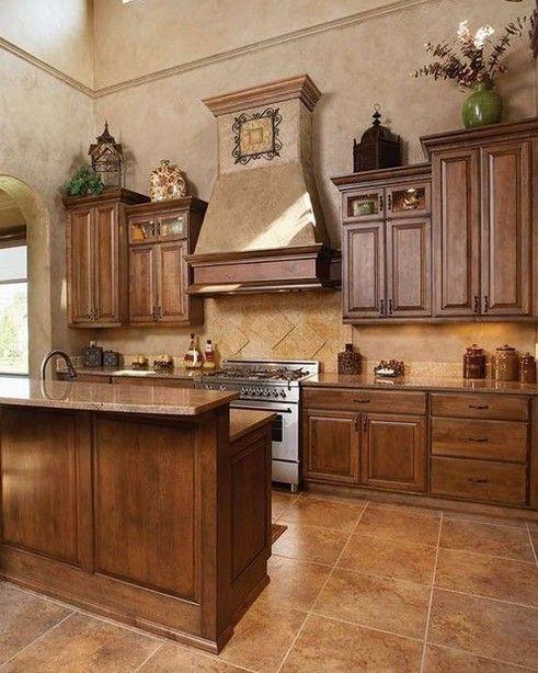 Spanish Style Kitchen, Kitchen Cabinets In Spanish