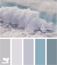 Image detail for -great colors for my beachy bathroom or a comfy bedroom.