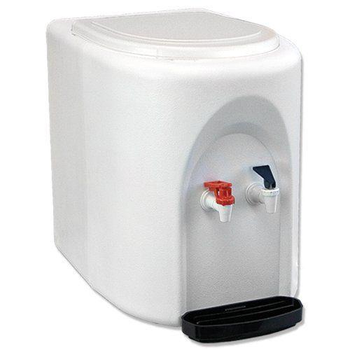 Bottleless Countertop Water Cooler White From Bottleless