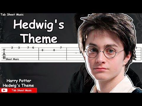 Harry Potter Hedwig S Theme Guitar Tutorial Youtube Harry Potter Hedwig Guitar Tutorial Harry