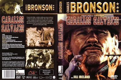 Cover, dvd, carátula: Caballos salvajes (Chino) | 1973 | Valdez, il mezzosangue (Chino) | Charles Bronson