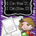 My kindergarten students are finally reading and they sound amazing! I created this packet to give my kinders more reading comprehension practice. ...