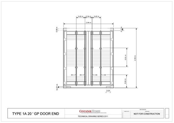 Philippines google and shipping containers on pinterest for Shipping container blueprints