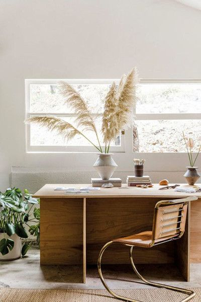 Pampas Grass - The Top Home Trends For Spring 2018, According To Pinterest - Photos
