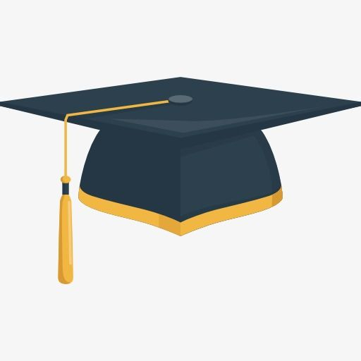 Academic Caps Hat Student Cap Png Transparent Clipart Image And Psd File For Free Download Graduation Cap Clipart Flat Icon Free Icons