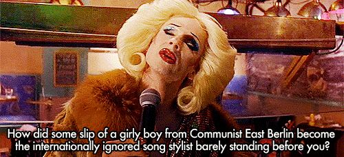 "You mastered the art of self-deprecation. | How ""Hedwig And The Angry Inch"" Helped You Find Yourself"