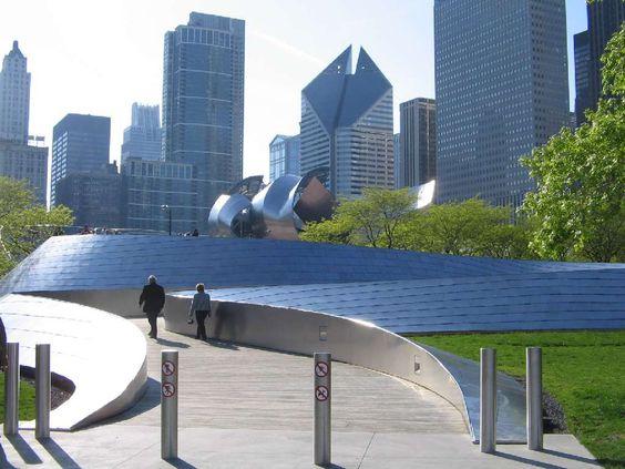 Chicago Milleniumn Park Chicago - Illinois - USA #Chicago #Illinois #USA #photography #city #Polacy_w_USA #Polonia #wietrzne #miasto #windy #city