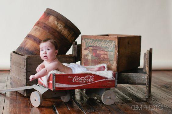 Vintage boxes | CBM Photo
