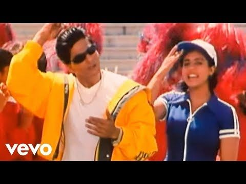 Yeh Ladka Hai Deewana Full Video Kuch Kuch Hota Hai Shah Rukh Khan Kajol Udit Narayan Youtube In 2020 Friendship Songs Kuch Kuch Hota Hai Best Friendship