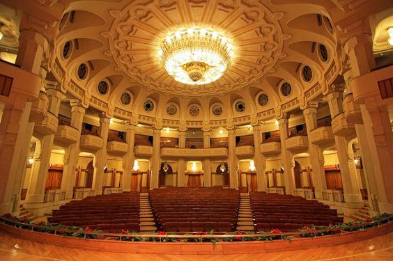 Palácio do Parlamento de Bucareste, Romênia