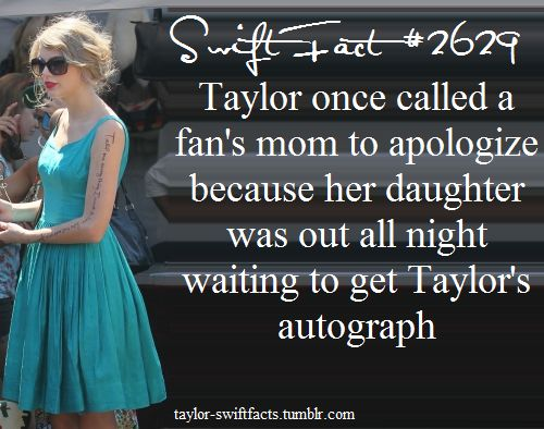 That's a role model right there! This is why I adore her so much!