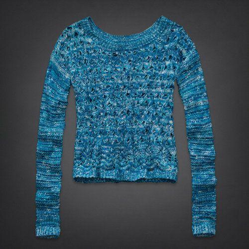 Bluebird Beach Sweater (Marled Blue or Marled Navy, Marled Pink or Marled Oatmeal)