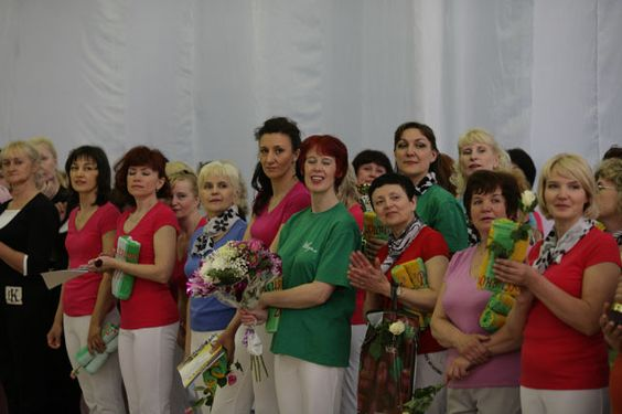 "The festival ""Rossiyanochka"" April 28, 2013 Ivanovo"