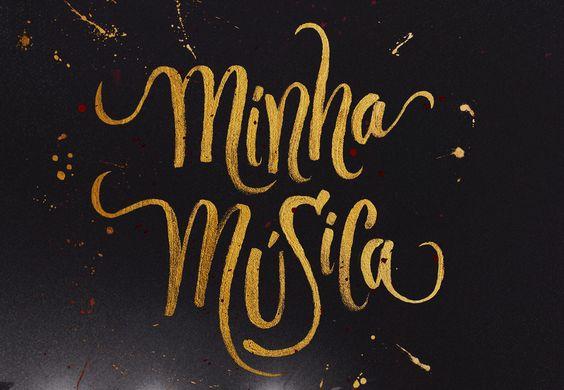 Minha Música Brahma on Behance
