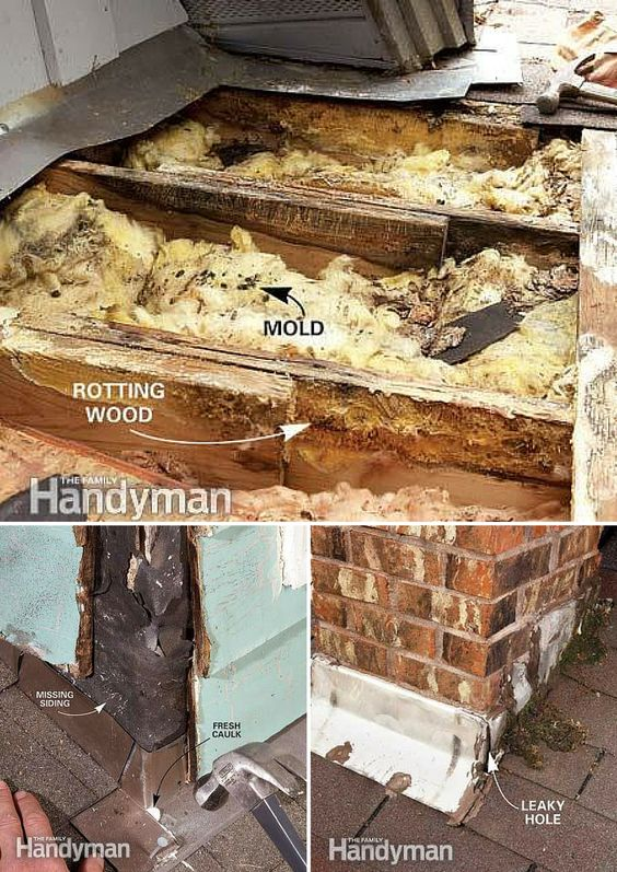 12 Roof Repair Tips Find And Fix A Leaking Roof Leaking Roof Leaky Roof Roof Repair