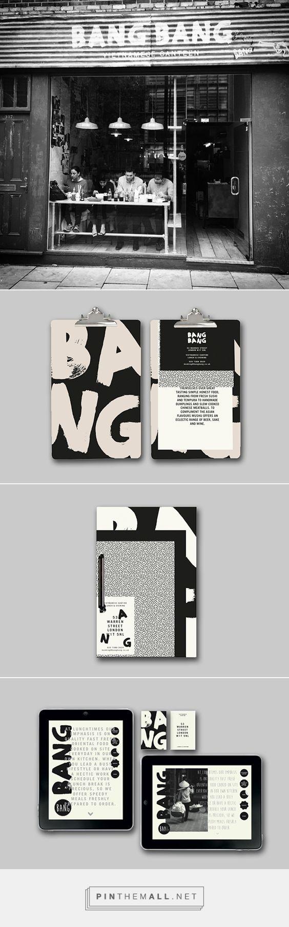 BangBang — Branding on Behance - created via http://pinthemall.net