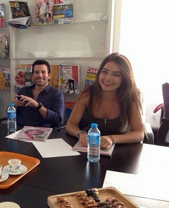 Heygirl Jürisinde bir Maviş  Musmutlu bayramlar @aycaaysinturan  #AycaAysinTuran #AyçaAyşinTuran