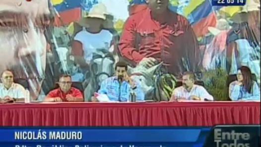 (Vídeo) Entre Todos con Luis Guillermo García del día 23.04.2014 (1/3)