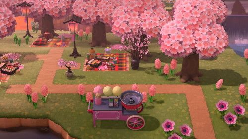 Tumblr Is A Place To Express Yourself Discover Yourself And Bond Over The Stuff You Love It S Where Your Animal Crossing Animal Crossing Pocket Camp Hanami